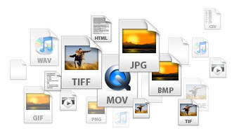 Restore diversified file formats from iPhone, iPad & iPod touch